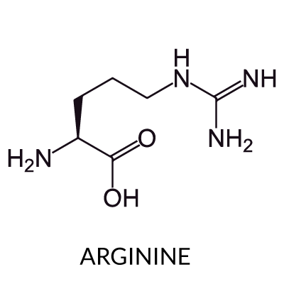 Arginine Chemical Structure