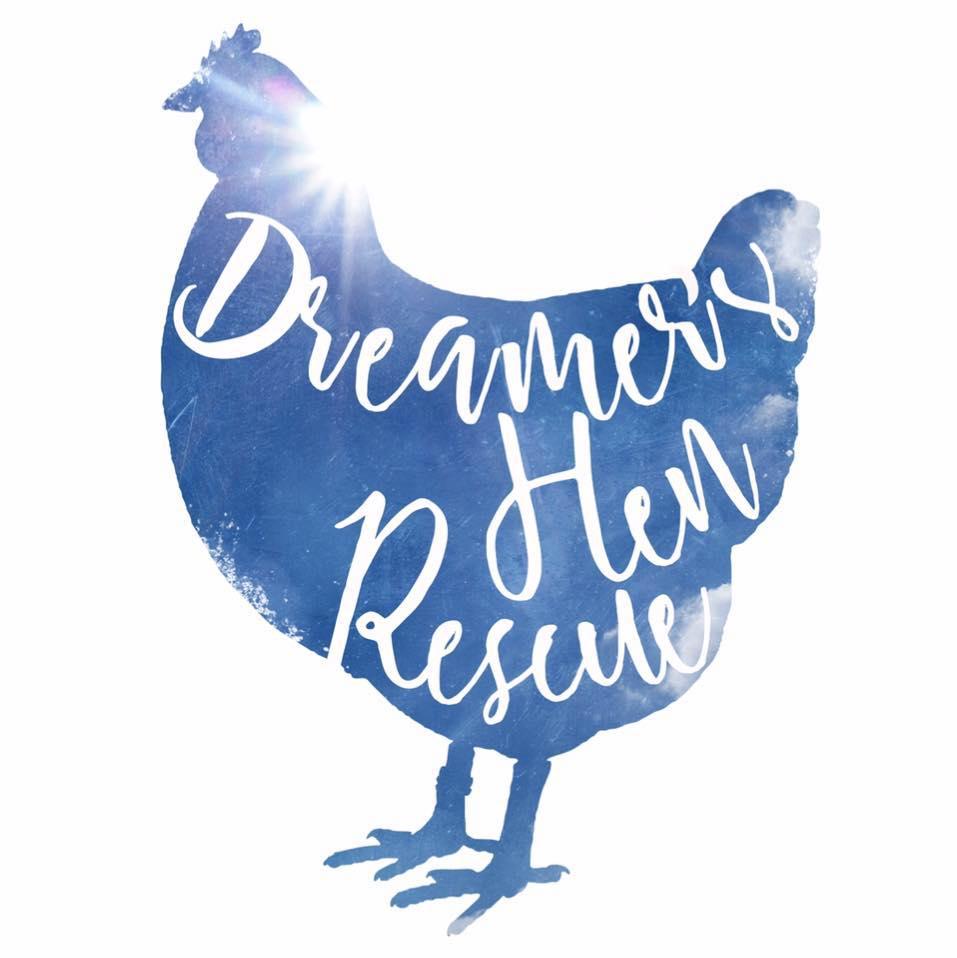 Dreamer's Hen Rescue Logo
