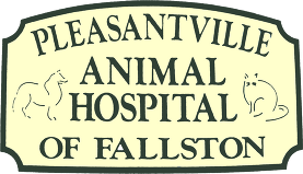 Pleasantville Animal Hospital Logo