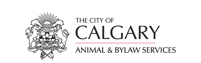 Canadian Calgary Animal and Bylaw Services Logo