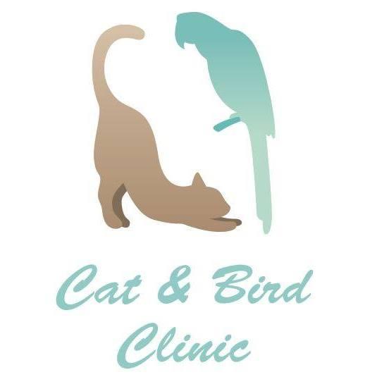 Cat and Bird Clinic Logo