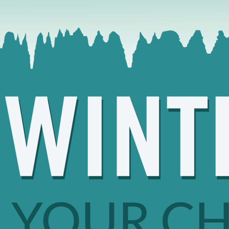 Winterizing your Chicken Coop Infographic