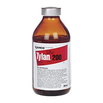 Elanco 2252221 Tylan 200-250 cc