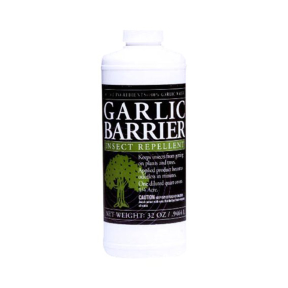 Insect Repellent Garlic Barrier Liquid Concentrate