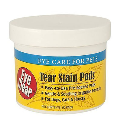 Miracle Care Eye Clear Cleaning Pads, 90-Count by Miracle Care