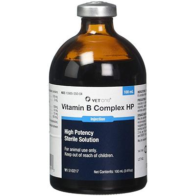VET ONE Vitamin B Complex High Potency