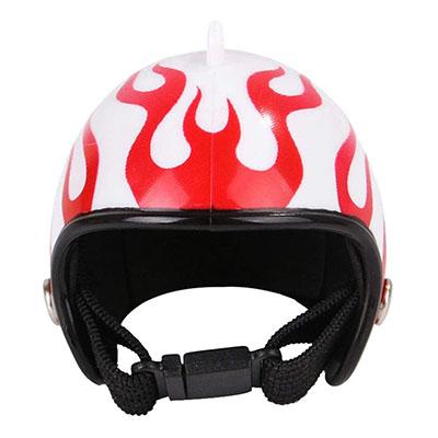 Chicken Helmet Red