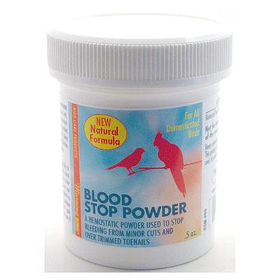 Morning Bird Blood Stop Powder (0.5 oz)