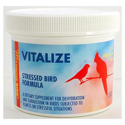 Morning Bird Vitalize, Stressed Bird Formula (3 oz)