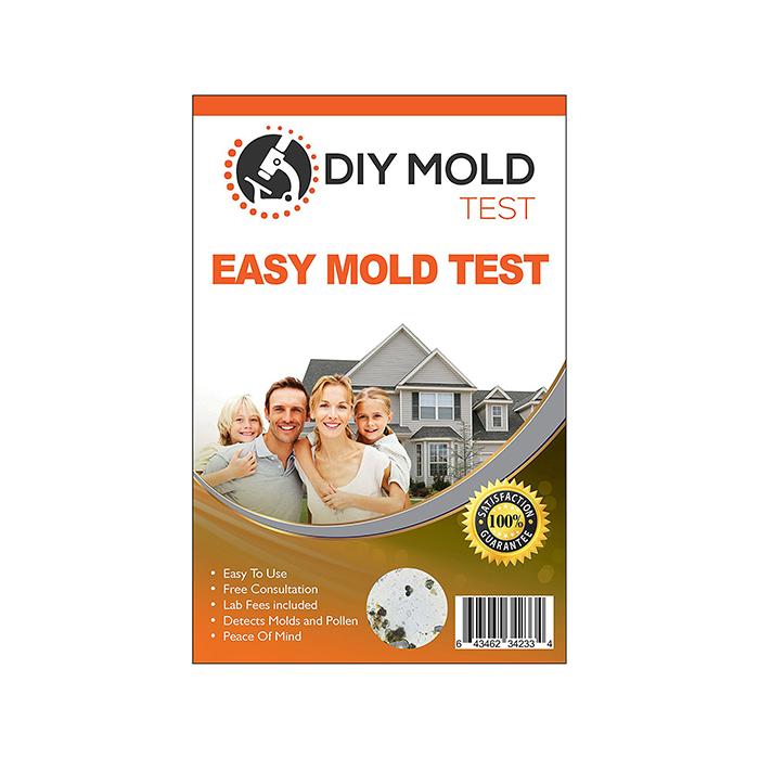 DIY Mold Test, Mold Testing Kit (3 tests)
