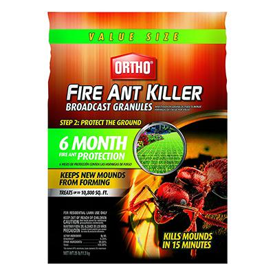 Ortho 0254501 Fire Ant Killer, 25 LB