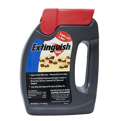 Extinguish Plus Fire Ant Bait Zoecon Fire Ant Control