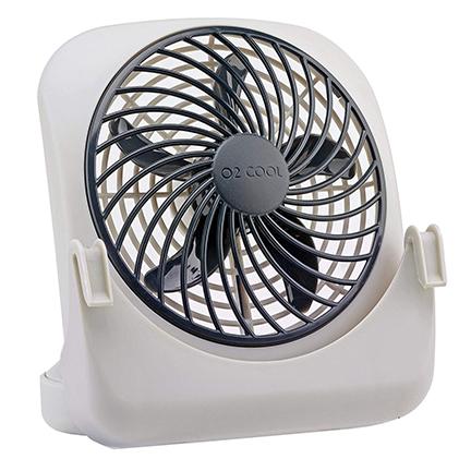 O2COOL 5-inch Pet Crate Fan