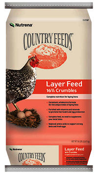 Nutrena Country Feeds Layer 16% Feed image