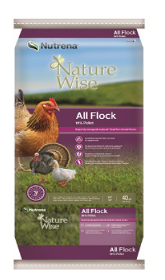 Nutrena NatureWise All Flock Feed image