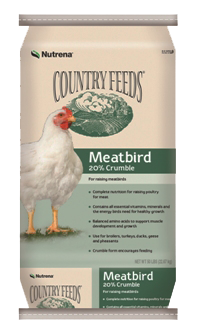Nutrena NatureWise Meatbird Feed image