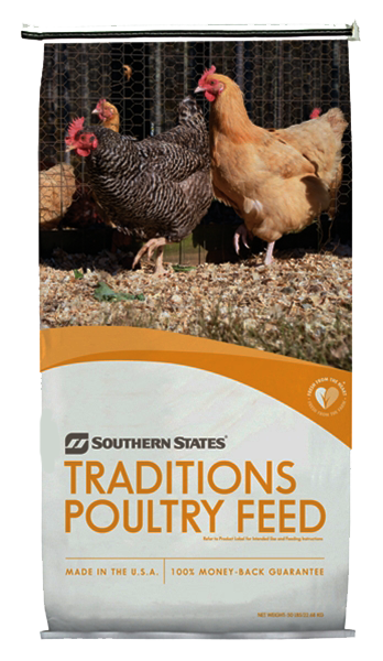 Southern States Traditions Egg Layer Poultry Feed image
