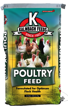 Kalmbach 20% All Natural Poultry Premix image