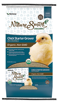 Nutrena Nature Smart Chick Starter Grower Feed image