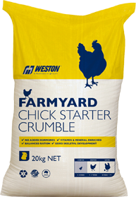 Farmyard Chick Starter Crumble image