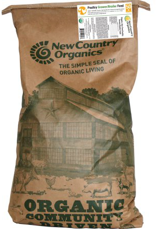 New Country Organics Grower/Broiler Feed image