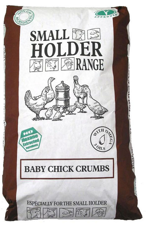 Baby Chick Crumbs image
