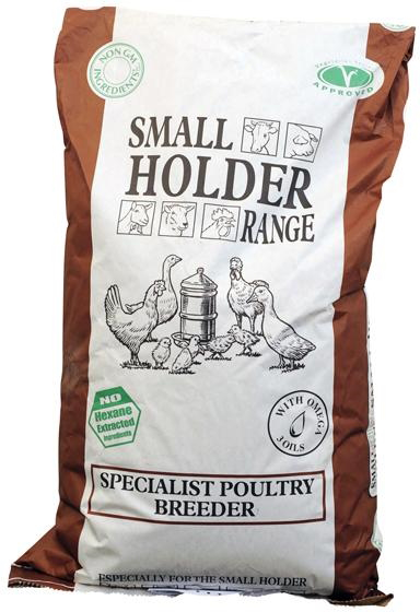 Specialist Poultry Breeder image