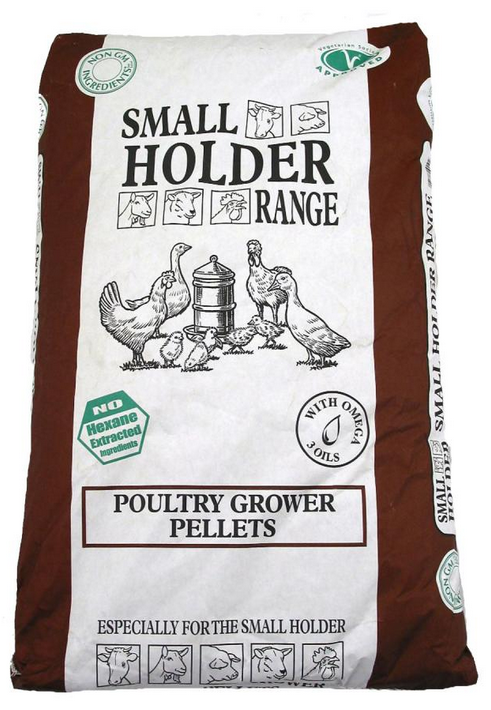 Poultry Grower Pellets image