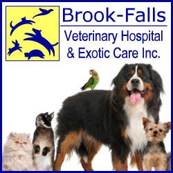 Brook-Falls Veterinary Hospital & Exotic Care