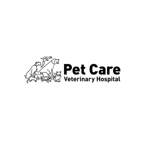Pet Care Veterinary Hospital logo