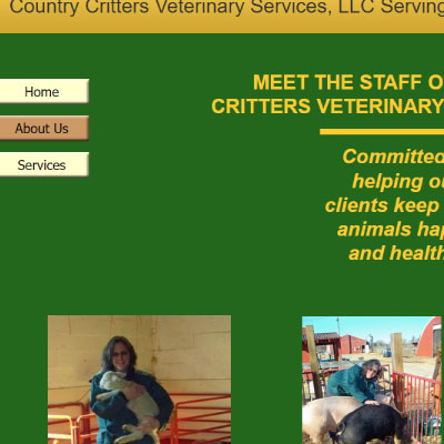 Country Critters Veterinary Services